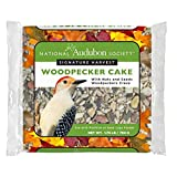 National Audubon Society 1.75-lb Signature Harvest Woodpecker Seed Cake