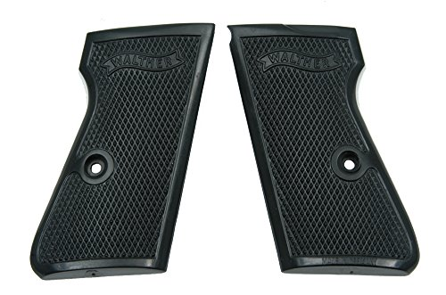Numrich Walther PP PPKS Grips (Black Plastic)