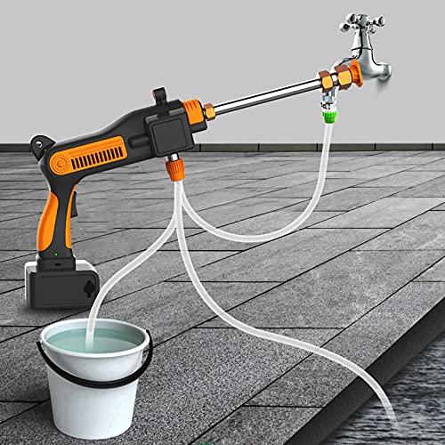 FILOWA Mobiler Hochdruckreiniger Bewässerung, Reinigung & Desinfektion
