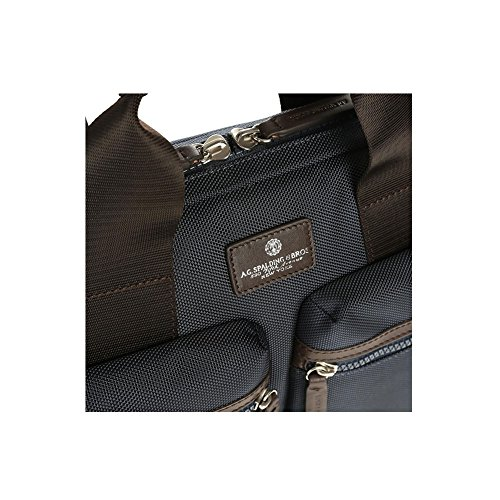 Sly amp; Blu Spalding sottile Cartella 180111 Bros 7wx1Iq