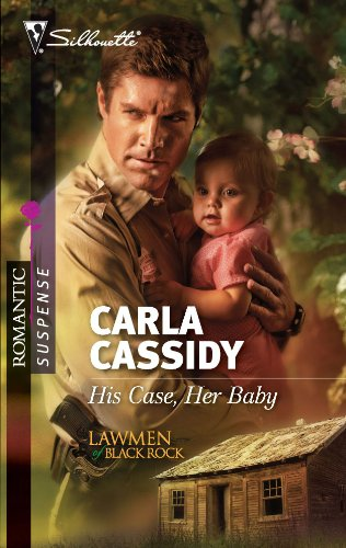 book cover of His Case, Her Baby