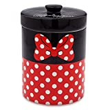 Disney Minnie Mouse Ceramic Kitchen Canister Red