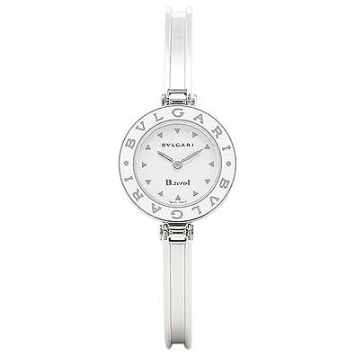 new product 63ed4 4cdbb Amazon.co.jp: [ブルガリ] 時計 レディース BVLGARI BZ22WLSSM ...