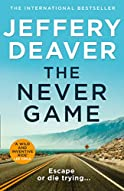 The Never Game by Jeffery Deaver (Colter Shaw #1)