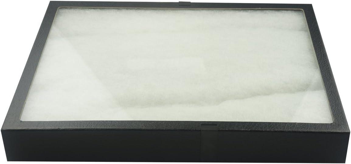 SE Glass Top Display Box - JT9213