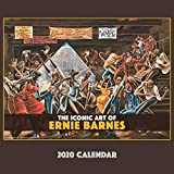 The Iconic Art of Ernie Barnes 2020 Calendar