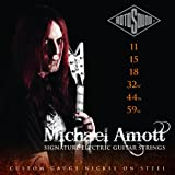 RotoSound MAS11 Nickel Plated Michael Amott Electric Guitar Strings, Custom
