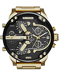 Men's DZ7333 Mr Daddy 2.0 Gold Watch