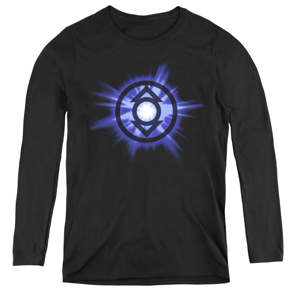 Green Lantern Indigo Glow Adult T Shirt For 1479