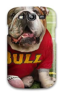 Ultra Slim Fit Hard Case Cover Specially Made For Galaxy S3- Football Time 2162169K36591019