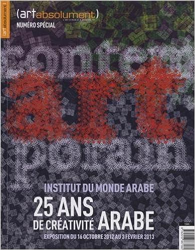 Livres 25 ans de créativité arabe epub, pdf
