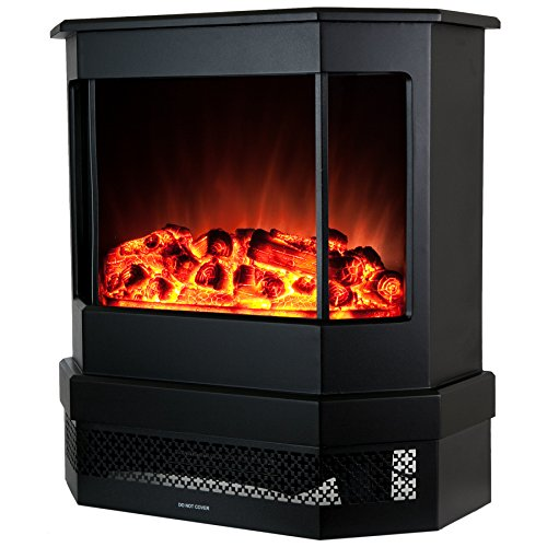 Golden Vantage European Freestand Fireplace