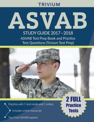Best ASVAB books 2018 to begin or advance your military career