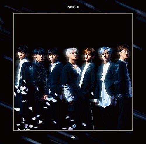 CD : Monsta X - Beautiful (Japan - Import)