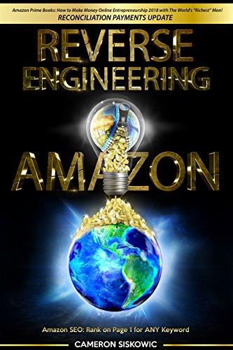 Amazon Prime Books Entrepreneurship RECONCILIATION ebook product image