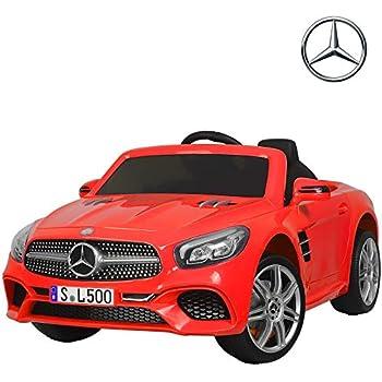 Amazon com: Fitnessclub 12V Kids Ride On Car Toy Licensed