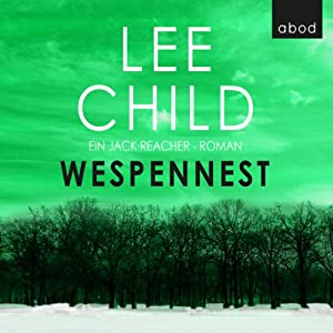Wespennest (Jack Reacher 15) Audiobook