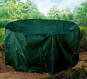 Woltu Schutzhulle Schutzhaube Fur Gartenmobel Gartentisch Hulle