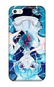 Best animal bottle miku Anime Pop Culture Hard Plastic iPhone 5/5s cases 3042283K176742038