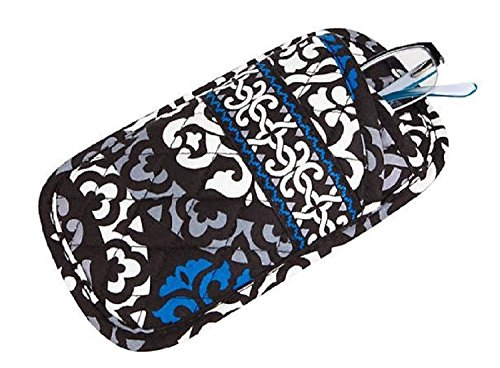 Vera Bradley Double Eye Sunglasses Holder (Canterberry Cobalt)