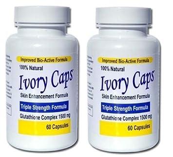 Kết quả hình ảnh cho Ivory Caps Glutathione
