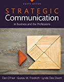 img - for Strategic Communication in Business and the Professions, Books a la Carte (8th Edition) book / textbook / text book