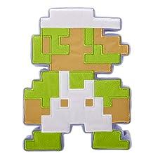 NINTENDO 8 Bit Plush-Luigi