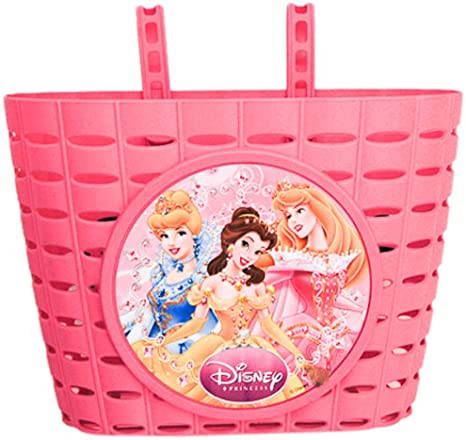Widek Disney Princess - Cesta de Bicicletas para niña: Amazon.es ...