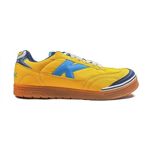 KELME Trueno, Zapatillas de fútbol Sala para Hombre: Amazon.es: Zapatos y complementos