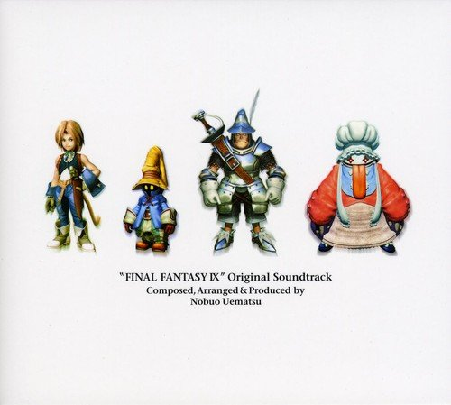 Final Fantasy IX Original Soundtrack (Track Safety Crown)