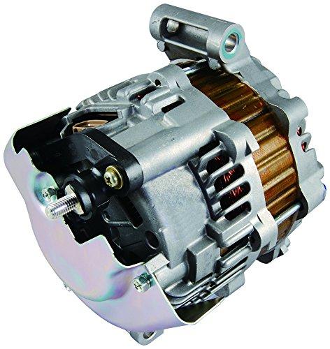 03 mazda mpv alternator - 3
