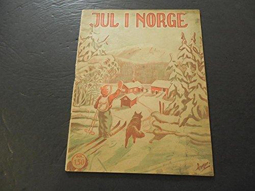 Jul I Norge Norwegian Christmas Magazine Unknown Date