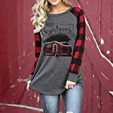 Merry Christmas Shirt Long Sleeve Raglan T-Shirt