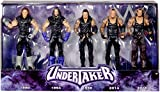 WWE Wrestling Network Spitlight Undertaker Action Figure 5-Pack