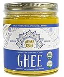Ahara Rasa Grass-Fed Cultured Organic Ghee 8 Fl Oz Jar