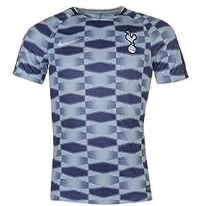 Amazon.com   Nike Men s Tottenham FC NK Dry Squad Top Short Sleeve ... 8dbfa82ec