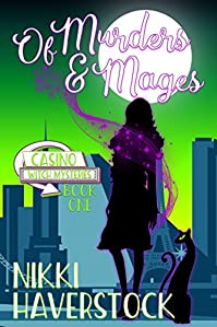 Of Murders And Mages by Nikki Haverstock ebook deal