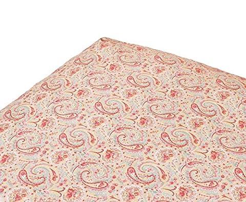 Cotton Tale Designs Tea Party Sheet (Cotton Tale Tea Party Bedding)