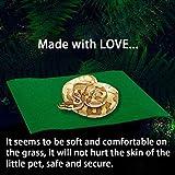 BLSMU Reptile Carpet,Terrarium Liner,Lizard Cage
