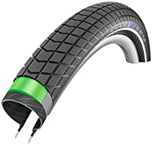 Schwalbe Big Ben Plus Hs439 Neumáticos para Bicicleta, Unisexo, Negro, 24x2.15