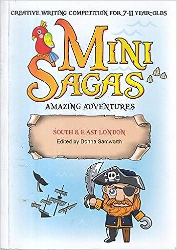 Mini sagas book cover
