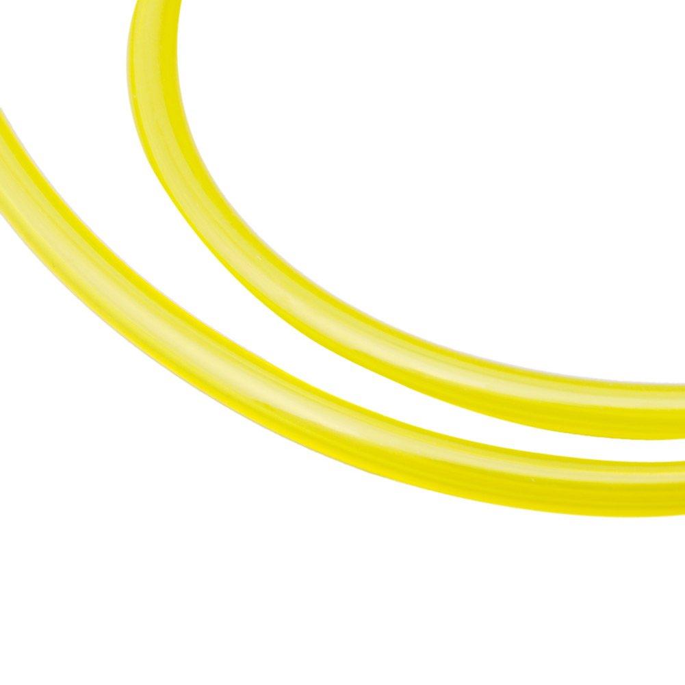 Manyo - Manguera de gasolina de 6 mm, manguera de dureza de ...