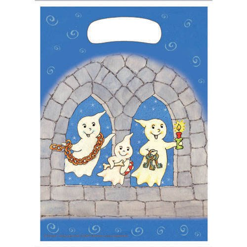 10 Geschenktüten Geister & Gespenster