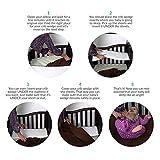 Modvel Crib Wedge Pillow – Sleep Positioner for