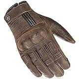 Joe Rocket Men's Briton Motorcycle Glove Brown Medium