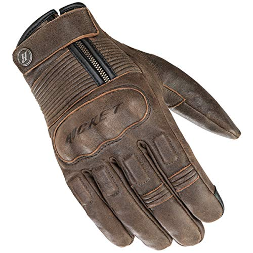 - Joe Rocket Men's Briton Motorcycle Glove Brown X-Large