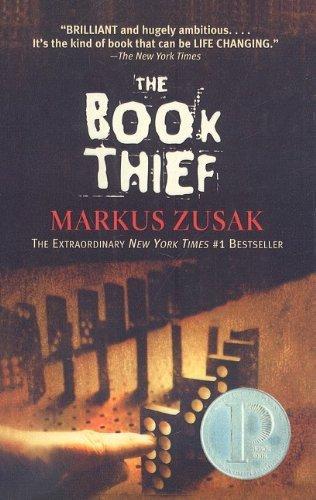 The Book Thief by Markus Zusak (2007-09-11)