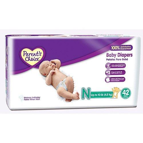 Parent\s Choice - Diapers (Sizes Newborn)