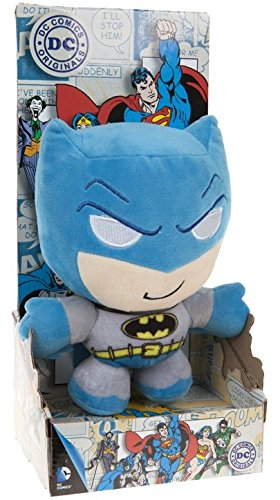 """DC COMICS - Peluche avec caisse du personnage """"Batman"""" (18cm) du"""