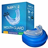 SleepPro™ Anti Snoring Snore Stopper Mouth Guard – Night Mouth Piece Snoring Solution - Sleep Aid Device - Relief from Bruxism, Snoring & Teeth Grinding
